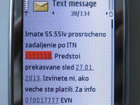 Над 99% от клиентите на EVN България, получаващи сигнал за това, избягват изключване на захранването