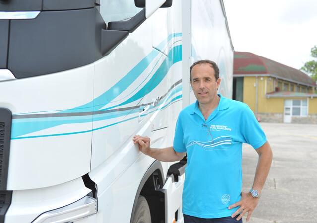 Пламен Иванов от Плевен е новият шампион по икономично шофиране на камиони