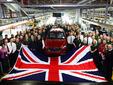 JAGUAR LAND ROVER е най-големият автомобилен производител на Великобритания за втора година