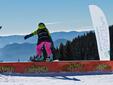 Англичани доминираха на Световния сноуборд тур за деца и младежи в Пампорово