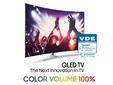 QLED TV на Samsung е първия телевизор с VDE потвърждение за 100% обем на цветовете
