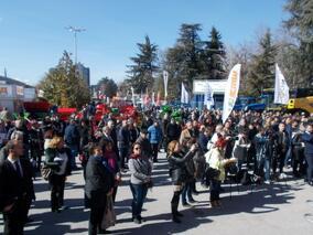 Близо 45 000 посетители събра мегафорумът за агробизнес, вино и храни в Пловдив