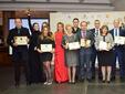 Лидерите в бизнеса с престижни отличия от VIP Business Awards 2017