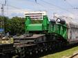 ЖП превозът на извънгабаритни товари е 3 пъти по-евтин от автомобилния