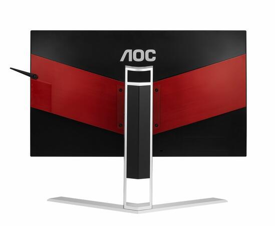 Игри в пълния им блясък: Мониторът AOC AGON с 4K IPS панел и NVIDIA G-SYNC