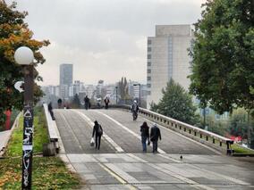 """От 20 март на моста на НДК стартира пътуващата изложба """"За инженерството в България"""""""