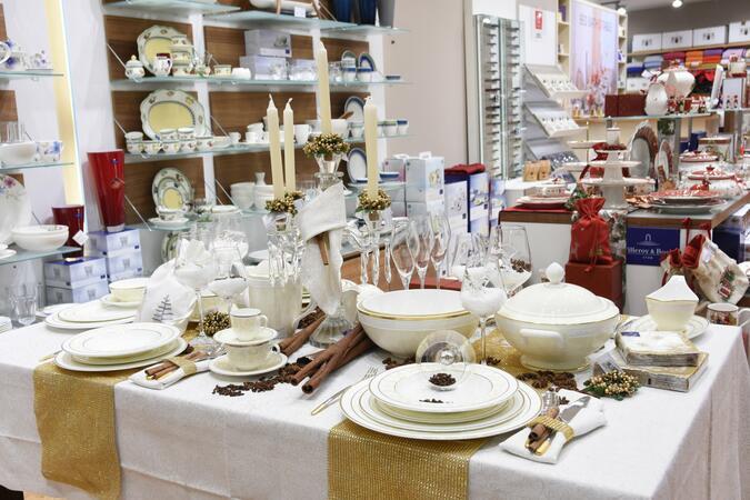 Сватбен лист е най-новата услуга на мултибранд магазина Bed Bath & Table