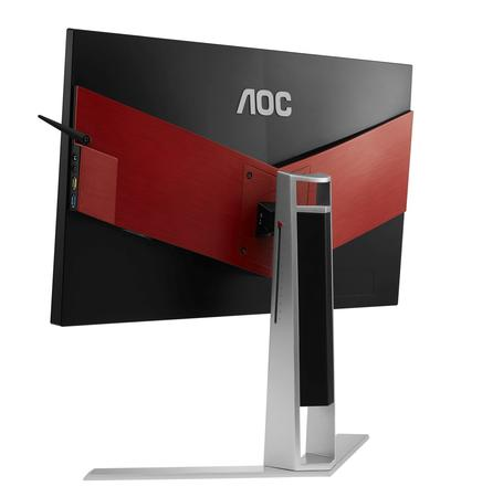 Геймърският монитор AOC AGON 240 Hz вече е в продажба
