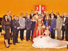 Благородна кауза събра представители на бизнеса и шоу бизнеса от четири държави на бал в Белград