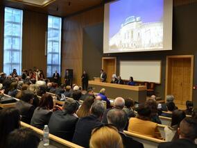 Обмен на международен опит в прилагането на нормите на Европейското право