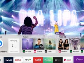 Samsung Electronics представи бъдещето на Tizen за смарт телевизори