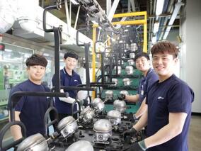 Производството на компресори за хладилници на Samsung надхвърли 200 милиона