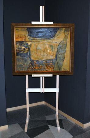 Живописните платна на Илиана Манукова в уютния дом на АРТЕ