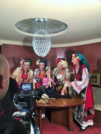 8-годишната варненка София Иванова върна квартет Славей в детството