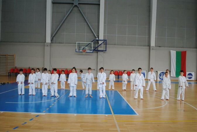 "СК ""Ипон"" проведе своята ежегодна открита тренировка"