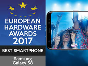 Samsung с 5 награди от European Hardware Awards