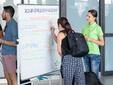 Нестандартна инициатива изненада пътниците на летище София