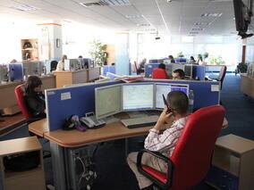 Половината от фирмите в София търсят офис между 50 и 250 кв. м
