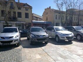 Български високопроходими автомобили за българските горски стопанства