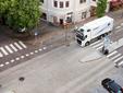 Сензори, радари и камери осигуряват 360̊ (панорамна) видимост в камионите Volvo